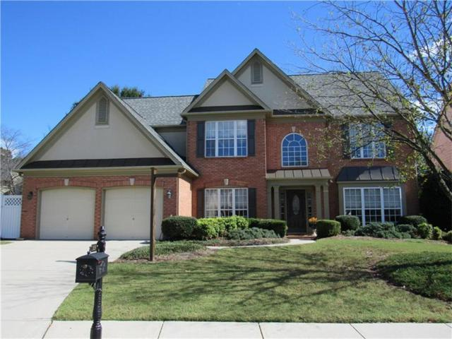 1319 Calderwood Court SE, Smyrna, GA 30080 (MLS #5901508) :: North Atlanta Home Team