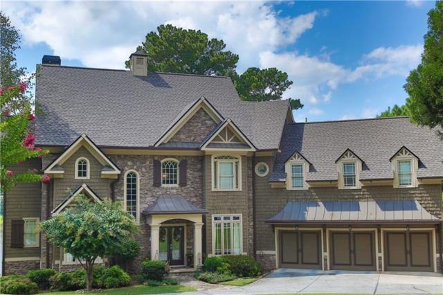 651 E Shore Drive, Canton, GA 30114 (MLS #5904048) :: Path & Post Real Estate