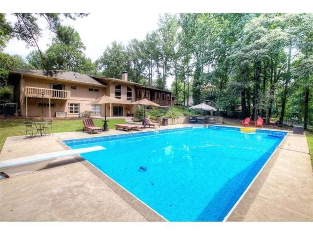 8180 Innsbruck Drive, Sandy Springs, GA 30350 (MLS #5905884) :: North Atlanta Home Team