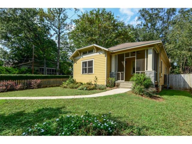 137 W Hill Street, Decatur, GA 30030 (MLS #5906776) :: Path & Post Real Estate