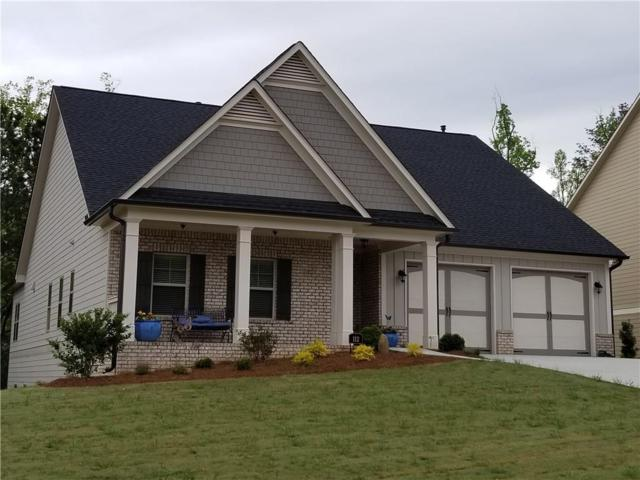 245 Sweetbriar Club Drive, Woodstock, GA 30188 (MLS #5907090) :: Todd Lemoine Team