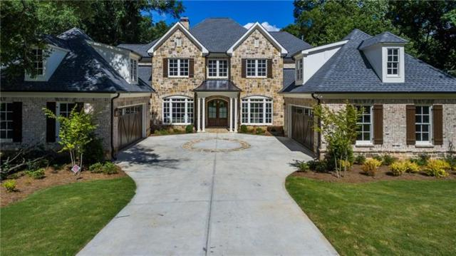 4685 Lake Forrest Drive, Sandy Springs, GA 30342 (MLS #5907938) :: North Atlanta Home Team