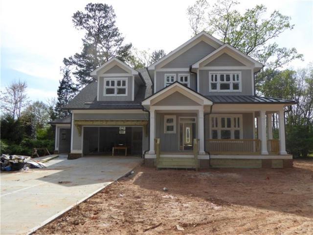 2444 Oak Avenue, Tucker, GA 30084 (MLS #5909419) :: Carr Real Estate Experts