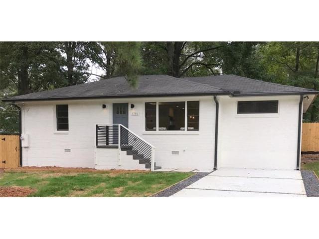 1789 Fairway Hill Drive SE, Atlanta, GA 30317 (MLS #5920368) :: North Atlanta Home Team