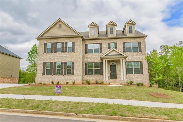 337 Carmichael Circle, Canton, GA 30115 (MLS #5923905) :: Path & Post Real Estate
