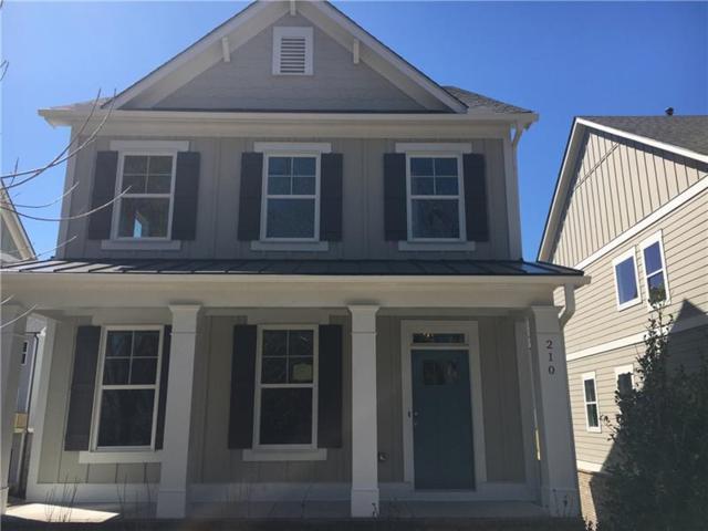 210 Highland Park Point, Woodstock, GA 30188 (MLS #5925417) :: Path & Post Real Estate