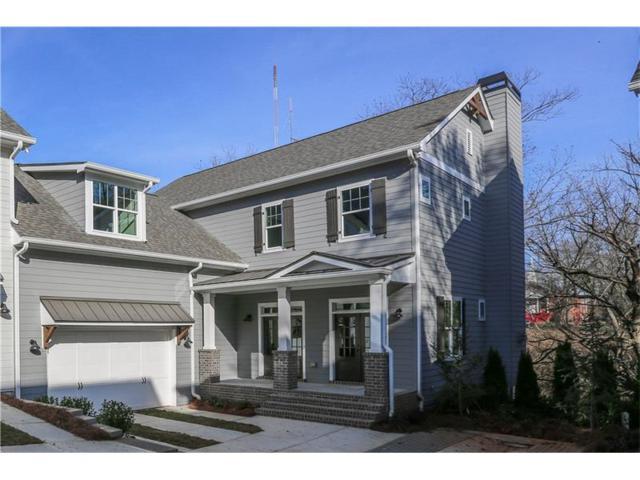 111B Hutchinson Street NE, Atlanta, GA 30307 (MLS #5929463) :: North Atlanta Home Team