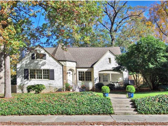 1803 N Rock Springs Road NE, Atlanta, GA 30324 (MLS #5932218) :: The Zac Team @ RE/MAX Metro Atlanta
