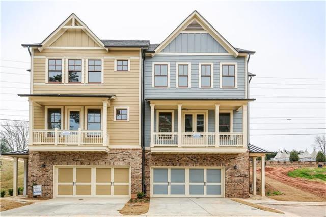 12557 Arnold Mill Road #14, Milton, GA 30004 (MLS #5940248) :: Kennesaw Life Real Estate