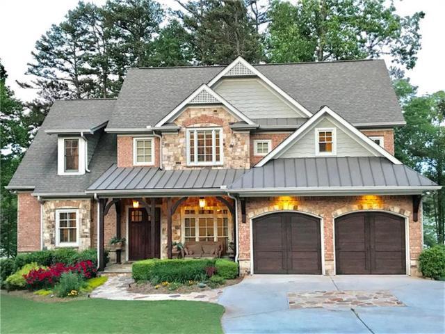 390 Browns Point, Dawsonville, GA 30534 (MLS #5946952) :: North Atlanta Home Team