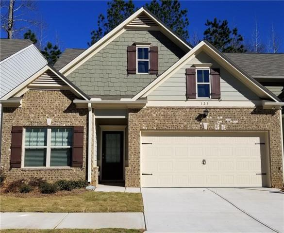 110 Hickory Village Circle, Canton, GA 30115 (MLS #5951452) :: Carr Real Estate Experts