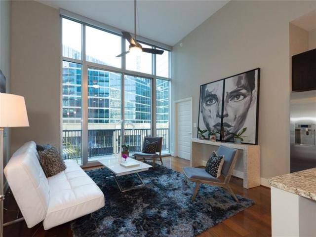 1080 Peachtree Street NE #404, Atlanta, GA 30309 (MLS #5954858) :: The Zac Team @ RE/MAX Metro Atlanta