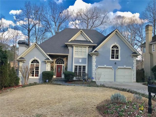 4271 Ridgehurst Drive SE, Smyrna, GA 30080 (MLS #5957520) :: Carr Real Estate Experts