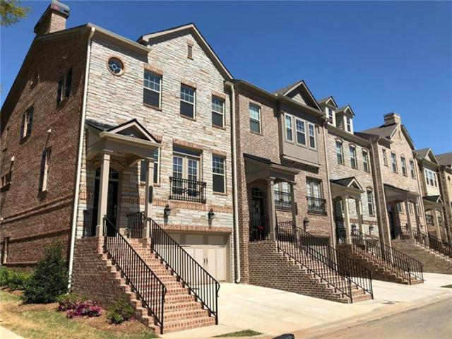 2545 Carmel Way #18, Alpharetta, GA 30009 (MLS #5963113) :: North Atlanta Home Team