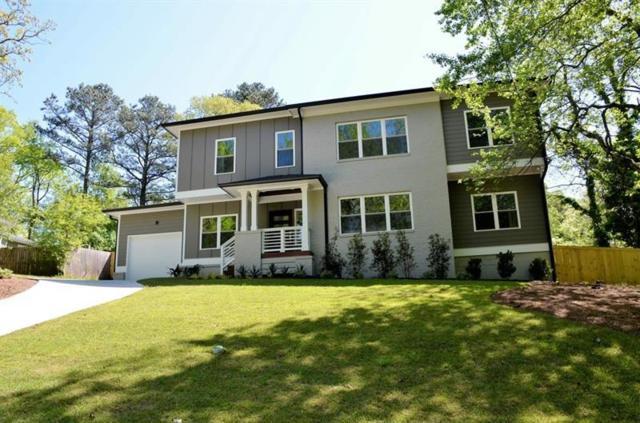 1392 Rupert Road, Decatur, GA 30030 (MLS #5968620) :: Carr Real Estate Experts