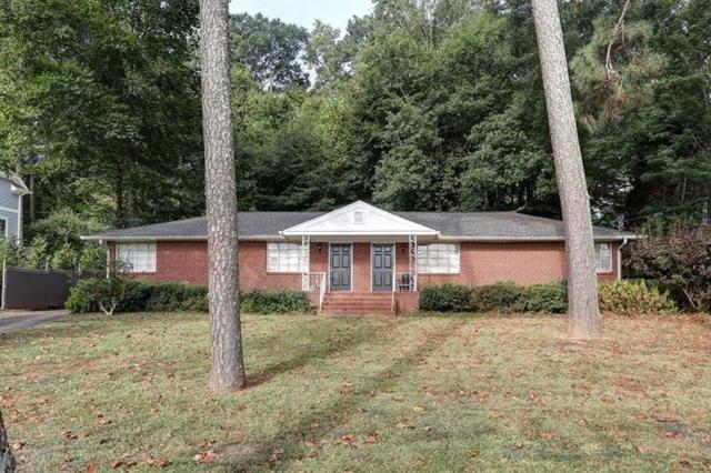 2160 Northside Drive NW, Atlanta, GA 30305 (MLS #5968936) :: RE/MAX Paramount Properties