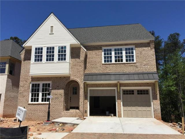6475 Canopy Drive, Sandy Springs, GA 30328 (MLS #5971414) :: Kennesaw Life Real Estate
