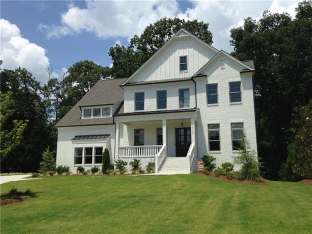 2737 Ellery Way, Marietta, GA 30062 (MLS #5973051) :: RCM Brokers