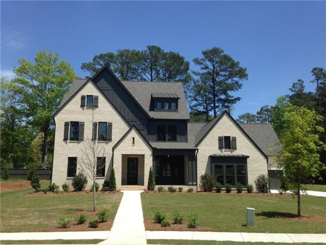2718 Ellery Way, Marietta, GA 30062 (MLS #5973305) :: RCM Brokers