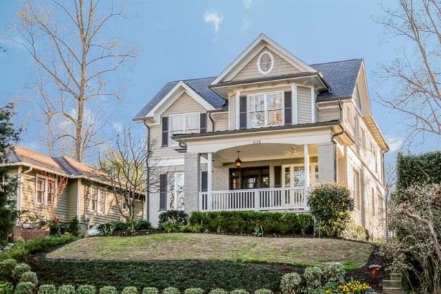 1135 University Drive NE, Atlanta, GA 30306 (MLS #5976585) :: North Atlanta Home Team