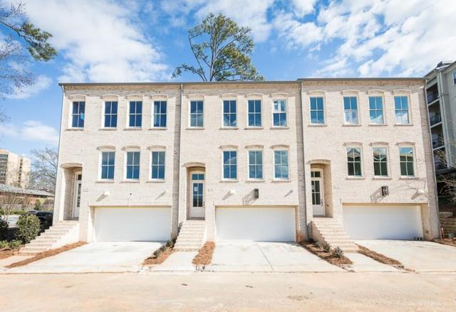 3454 Landen Pine Court NE #25, Atlanta, GA 30305 (MLS #5983798) :: The Zac Team @ RE/MAX Metro Atlanta