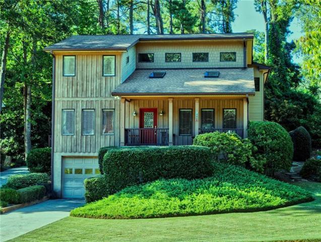 580 Long Oak Drive, Gainesville, GA 30501 (MLS #5986263) :: Carr Real Estate Experts