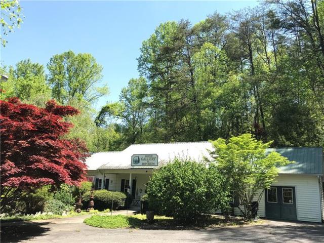 150 Burton Dam Road, Clarkesville, GA 30523 (MLS #5986489) :: North Atlanta Home Team