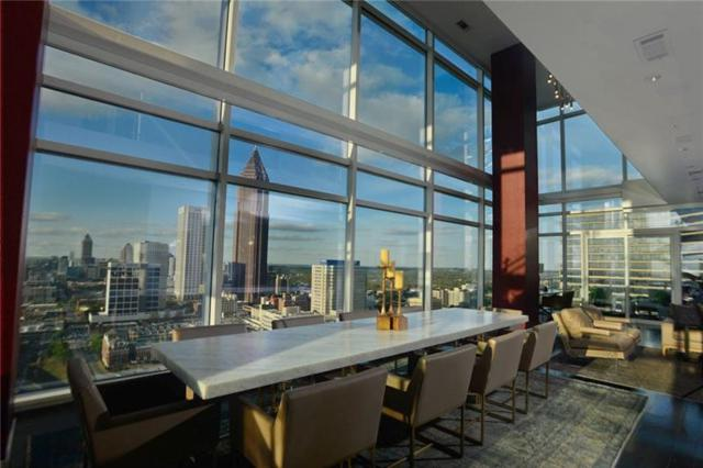 45 Ivan Allen Jr Boulevard NW #2702, Atlanta, GA 30308 (MLS #5987509) :: The Justin Landis Group