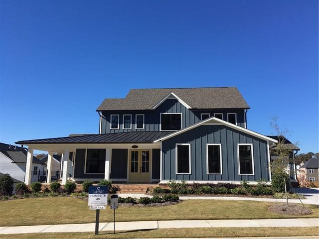 3249 Andante Drive NE, Marietta, GA 30062 (MLS #5989673) :: Good Living Real Estate