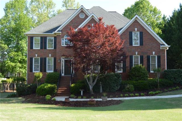 880 Crossfire Ridge NW, Marietta, GA 30064 (MLS #5991303) :: RE/MAX Paramount Properties