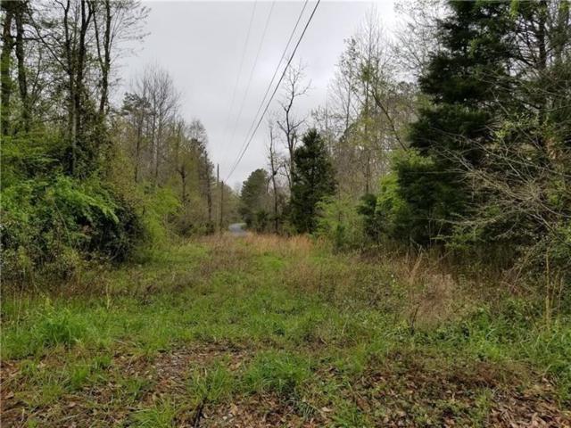 0 Toto Creek Park Road, Dawsonville, GA 30534 (MLS #5993884) :: North Atlanta Home Team