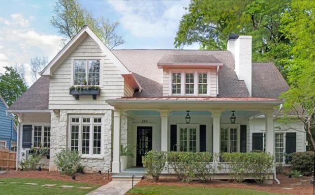 262 Brighton Road NE, Atlanta, GA 30309 (MLS #5994050) :: RE/MAX Paramount Properties