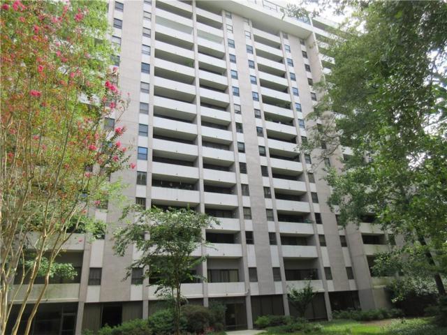 3530 Piedmont Road NE 7-A, Atlanta, GA 30305 (MLS #5995847) :: Buy Sell Live Atlanta