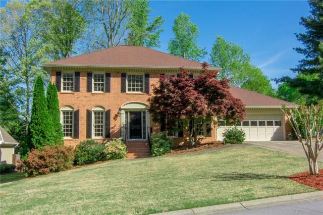 5881 Wilbanks Drive, Peachtree Corners, GA 30092 (MLS #5996328) :: Carr Real Estate Experts