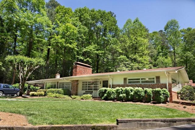 643 Dixon Drive, Gainesville, GA 30501 (MLS #5997582) :: RE/MAX Paramount Properties