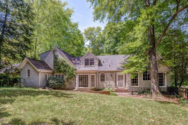 4047 Tuxedo Road NW, Atlanta, GA 30342 (MLS #5997685) :: North Atlanta Home Team