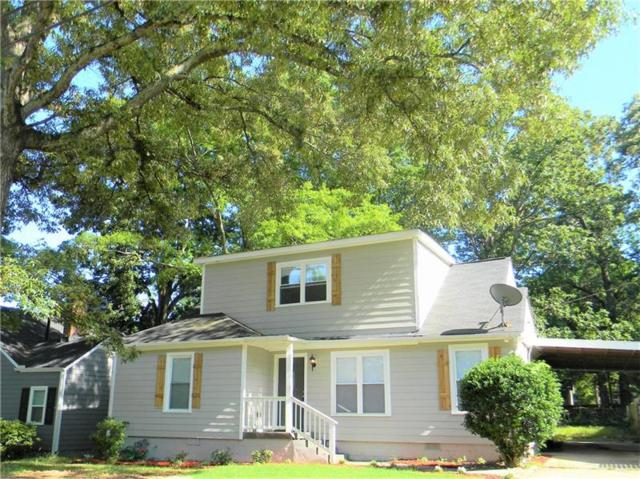 1678 John Calvin Avenue, College Park, GA 30337 (MLS #6007209) :: Good Living Real Estate
