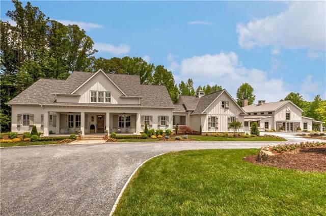 124 Trinity Farm Drive, Canton, GA 30115 (MLS #6007376) :: North Atlanta Home Team