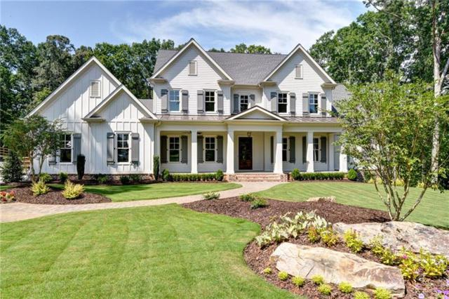 150 Trinity Farm Drive, Canton, GA 30115 (MLS #6007412) :: North Atlanta Home Team