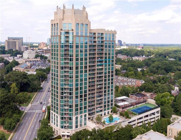 2795 Peachtree Road NE #1806, Atlanta, GA 30305 (MLS #6007577) :: The North Georgia Group