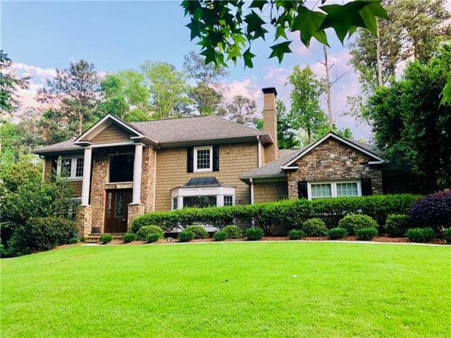 705 Glenairy Drive, Sandy Springs, GA 30328 (MLS #6007752) :: QUEEN SELLS ATLANTA
