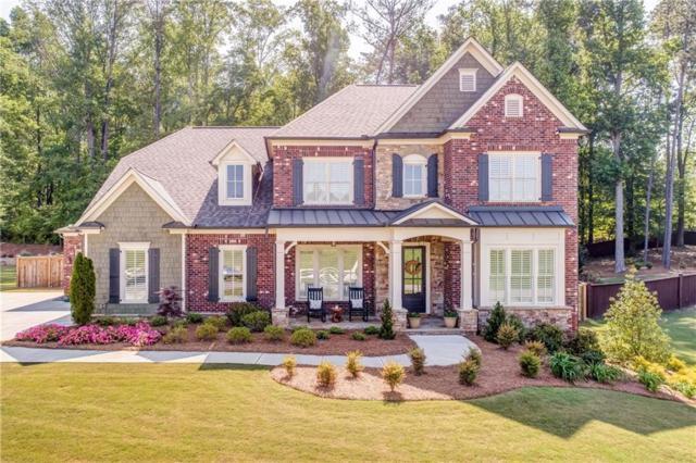 698 Tarpley Road NW, Kennesaw, GA 30152 (MLS #6011815) :: North Atlanta Home Team