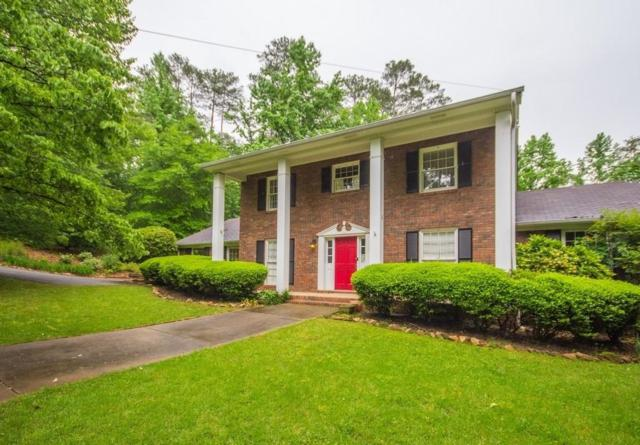 185 Featherwood Hollow, Athens, GA 30601 (MLS #6012972) :: The Cowan Connection Team