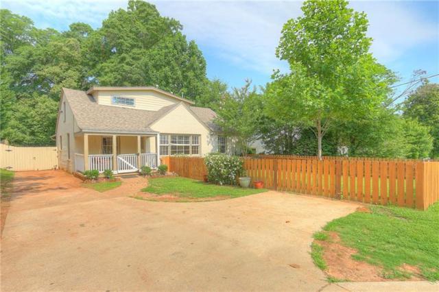 923 S Candler Street, Decatur, GA 30030 (MLS #6014170) :: Rock River Realty