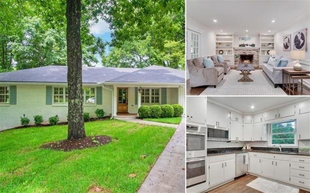 4750 Huntley Drive, Sandy Springs, GA 30342 (MLS #6015612) :: RE/MAX Paramount Properties