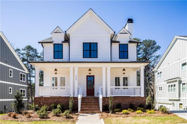 1934 Park Chase Lane, Atlanta, GA 30324 (MLS #6019727) :: The Cowan Connection Team