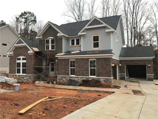 141 Millstone Way, Canton, GA 30115 (MLS #6020355) :: RE/MAX Paramount Properties