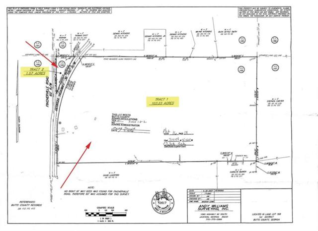 1306 Highway 36 E, Jackson, GA 30233 (MLS #6025124) :: Hollingsworth & Company Real Estate