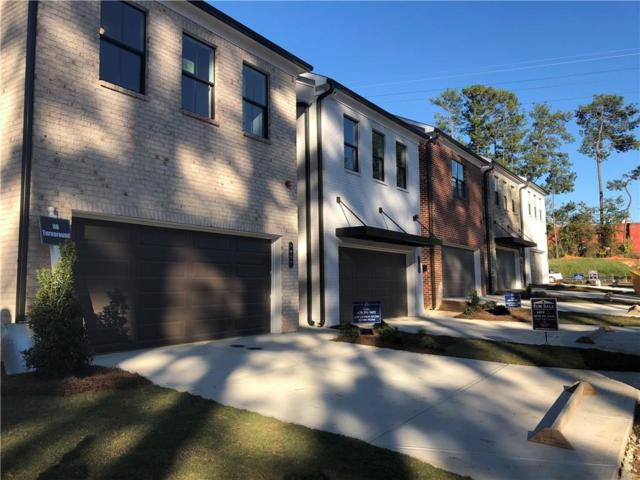 1005 Rohner Way #38, Smyrna, GA 30080 (MLS #6025195) :: North Atlanta Home Team