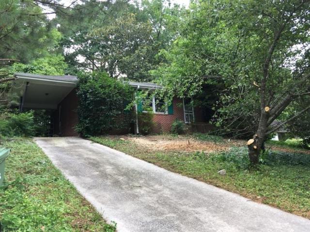 325 W Wieuca Road NE, Atlanta, GA 30342 (MLS #6027403) :: North Atlanta Home Team